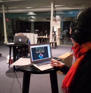 """Isabelle Bozzini fait une étude de recherche à la ré-écoute de """"Occam Delta XV"""" par Éliane Radigue interpreté par le Quatuor Bozzini"""