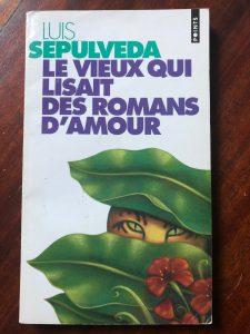Page couverture du livre Le vieil homme qui lisait des romans d'amour de Luis Sepulveda
