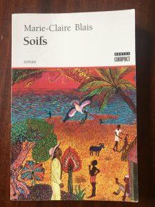 Couverture du roman SOIFS de Marie-Claire Blais